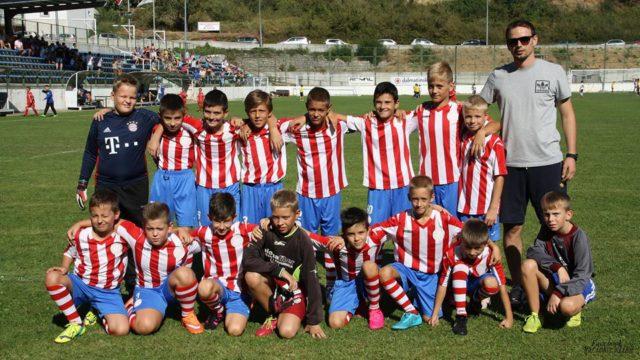 HNK Sloga Mravince U-11 2016/17 Trener: Ivan Juras