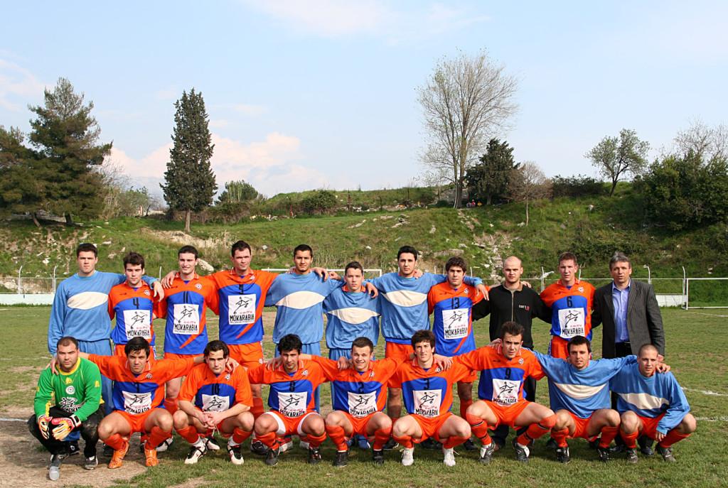 Seniori 2006/2007