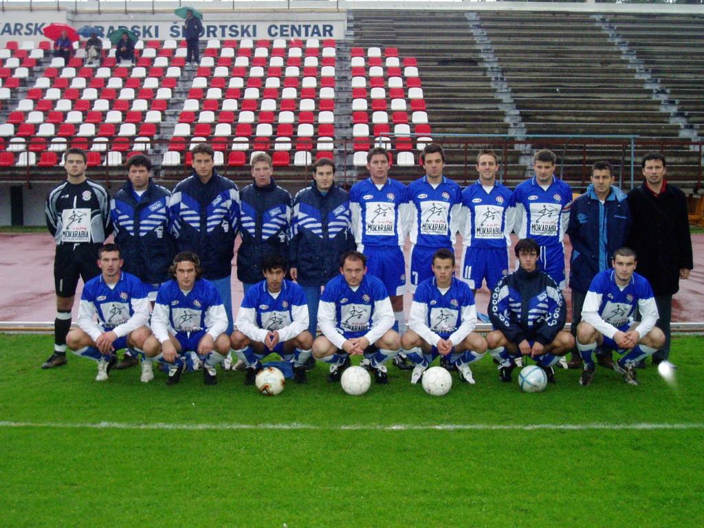 Seniori 2005/2006