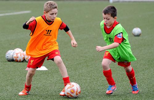 Škola nogometa - HNK Sloga Mravince