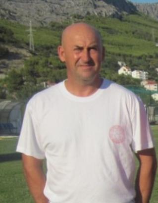 Pomoćni trener Željko Andabak