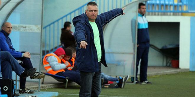 Trener seniora - Siniša Jalić